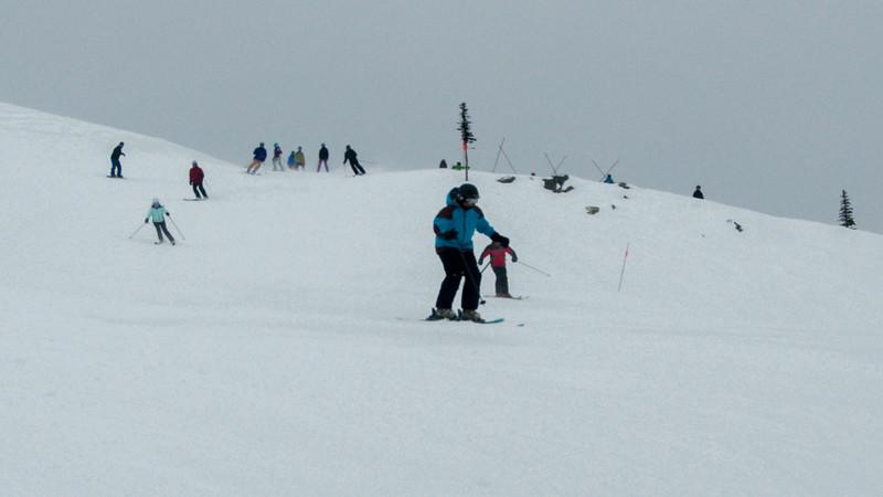 ISHA Ski Day 30 (Harmony Ridge)