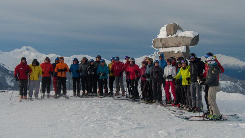 ISHA Ski Day 05 (group picture)-2