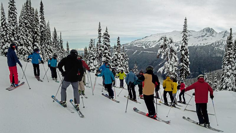 ISHA Ski Day 20 pan (Rhapsody Bowl)