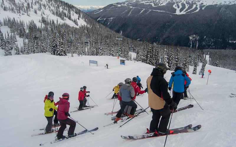 ISHA Ski Day 14 (Symphony Burnt Stew Trail)