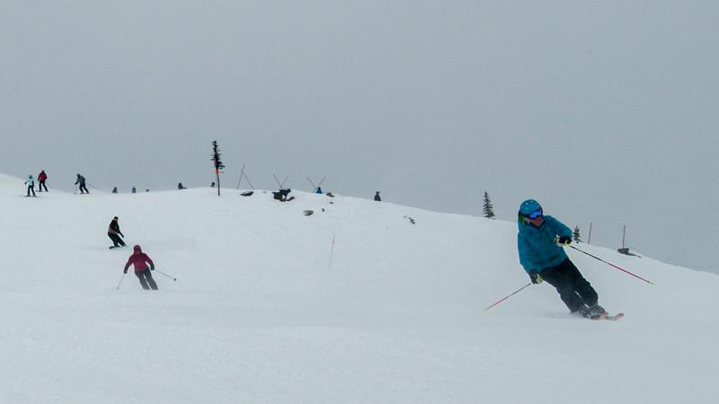 ISHA Ski Day 25 (Harmony Ridge)