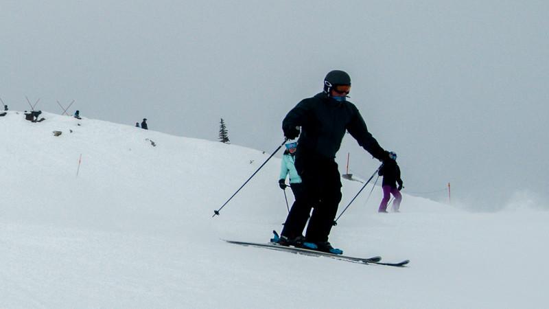 ISHA Ski Day 39 (Harmony Ridge)
