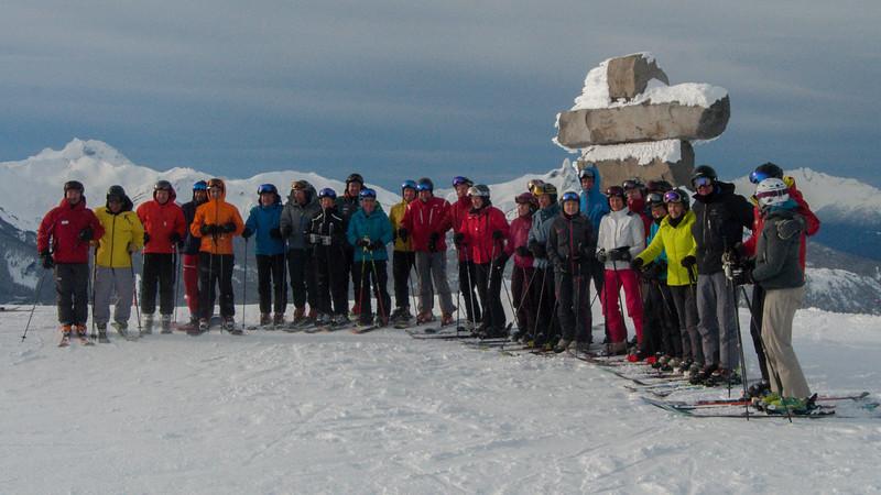 ISHA Ski Day 05 (group picture)-3