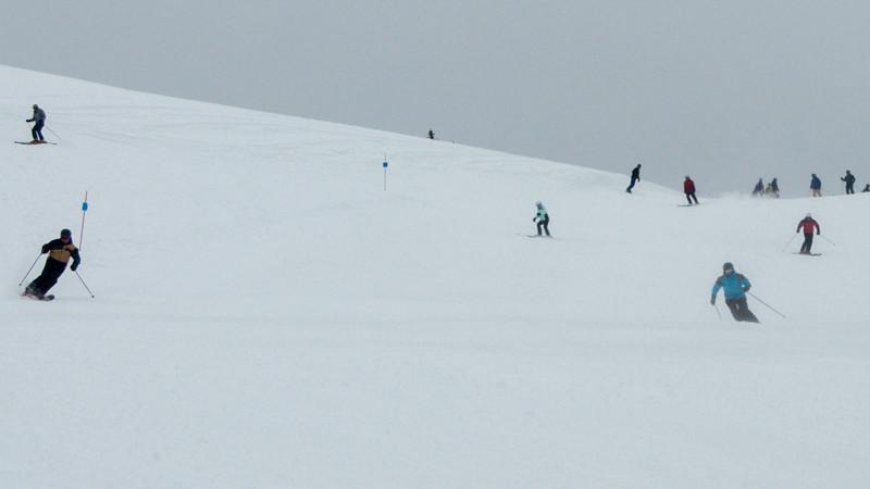 ISHA Ski Day 29 (Harmony Ridge)