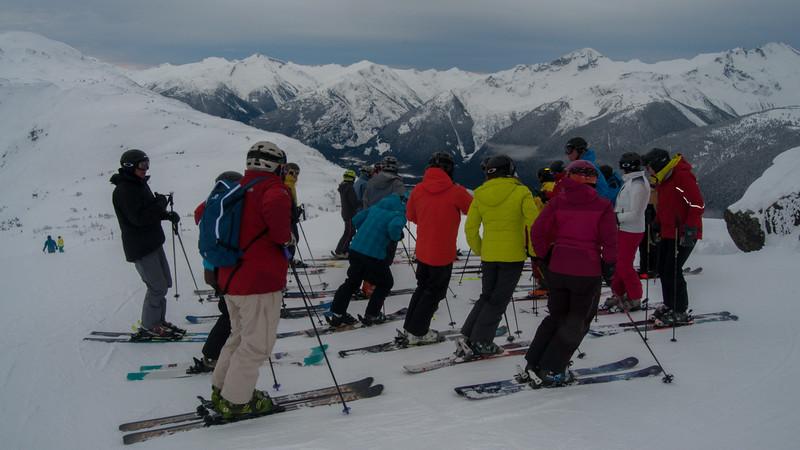 ISHA Ski Day 21 (Jeff's Ode to Joy)