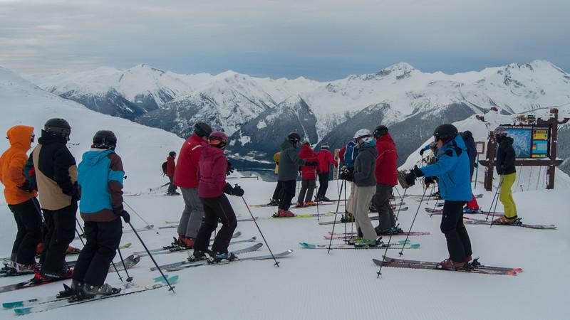 ISHA Ski Day 15 (Top of Symphony)