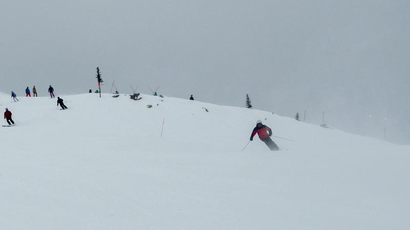 ISHA Ski Day 32 (Harmony Ridge)