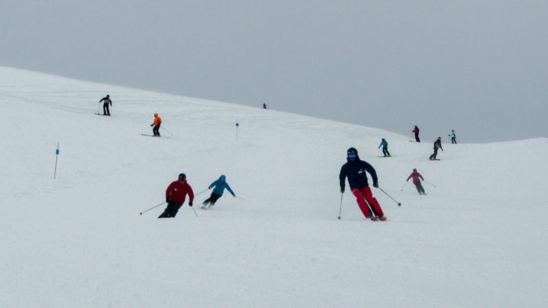 ISHA Ski Day 23 (Harmony Ridge)