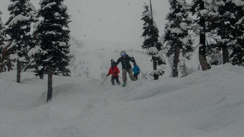 ISHA Ski Day 43 (Arthur's Choice)