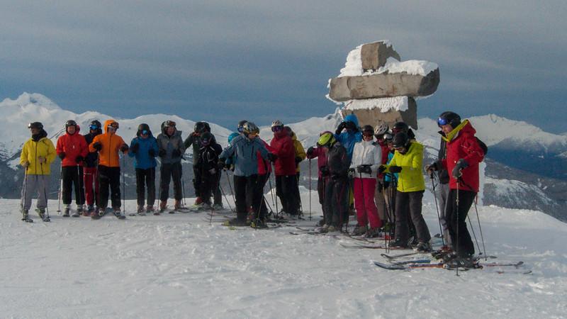 ISHA Ski Day 04 (group picture)-3