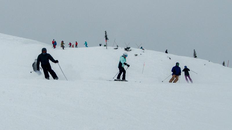 ISHA Ski Day 38 (Harmony Ridge)