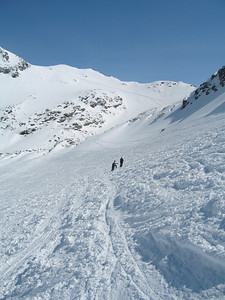 Blackcomb Glacier - May 2008