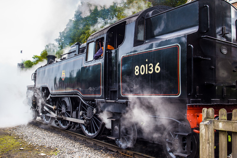 Pickering to Whitby Steam Railway