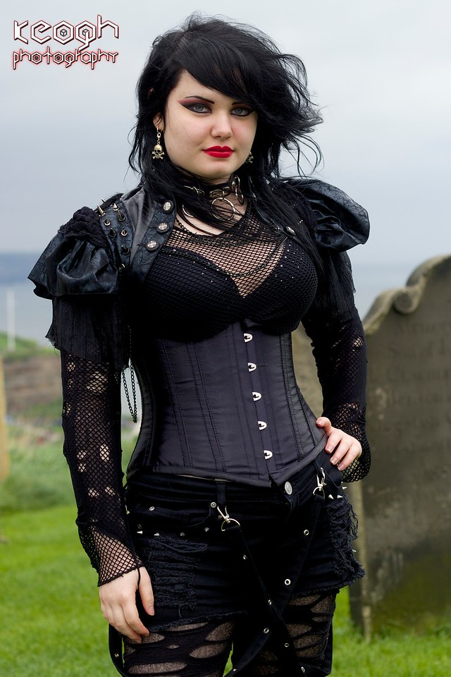 Whitby Goth Weekend 26/04/14 Watermarked