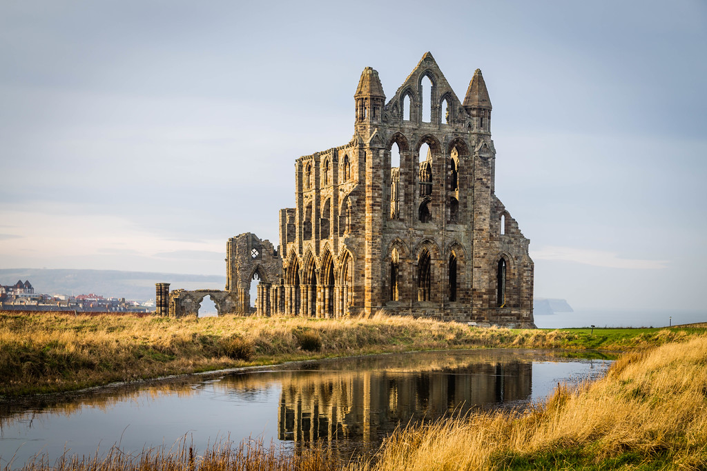 Whitby Abbey, North Yorkshire UK