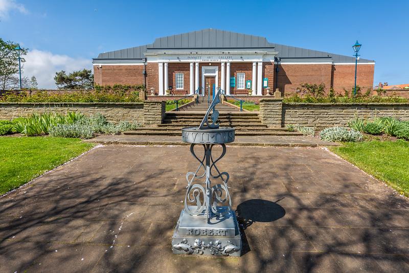 Sundial, Pannett Park