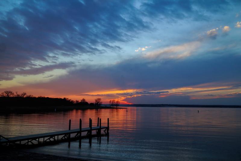 McCown sunset II