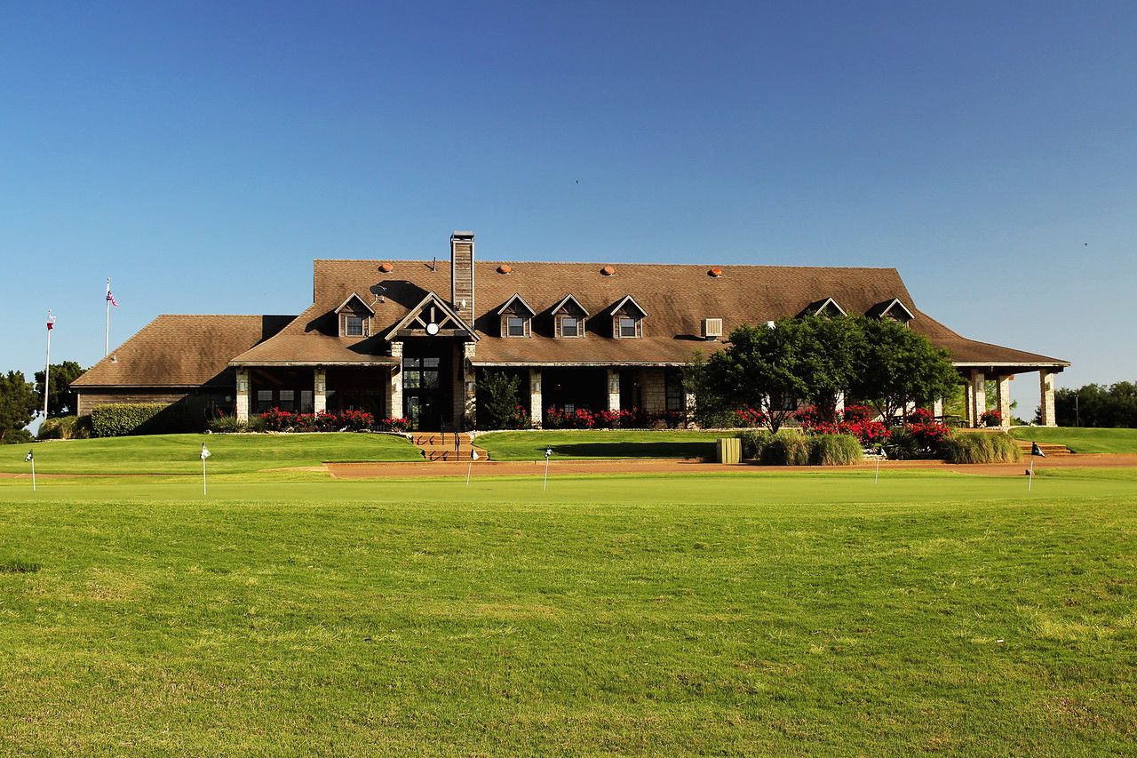 Clubhouse from New GC