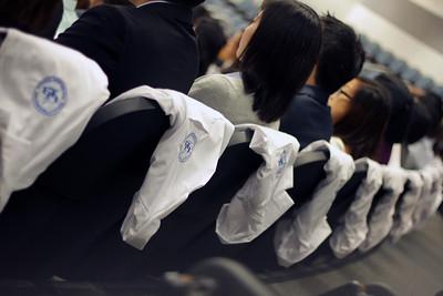 2015 Orientation and White Coat Ceremony