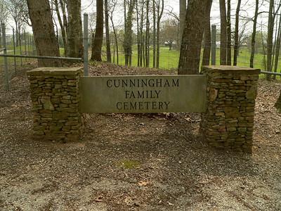 Cunningham Family Cemetery