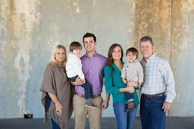 White Family 2015