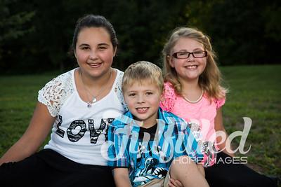 White Family Portrait Session (18)