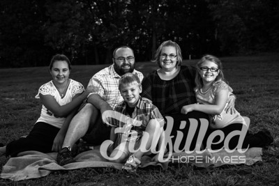 White Family Portrait Session (2)