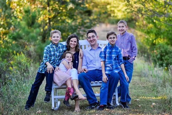 White Family Session