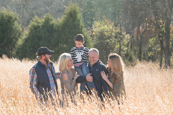 White Family Shoot