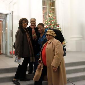 White House Christmas 2015