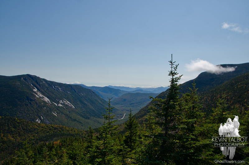 Crawford Notch from Avalon.