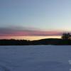 Sunrise in Kingston.
