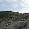 The northern ledges of South Baldface.