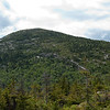 View of South Baldface from the Baldface Knob Trail.