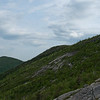 View south to Eastman Mountain from the northern ledges of South Baldface.