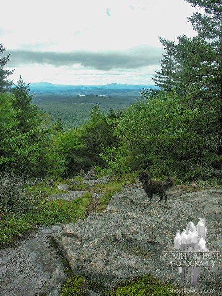Gunstock Mountain/Belknap Mountain/Piper Mountain 9-7-08