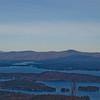 Mount Washington between Mount Roberts and Mount Shaw.