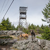 Belknap Mountain Fire Tower