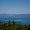 Mount Washington across Winnepesaukee...