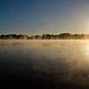 Sunrise on the Powow...