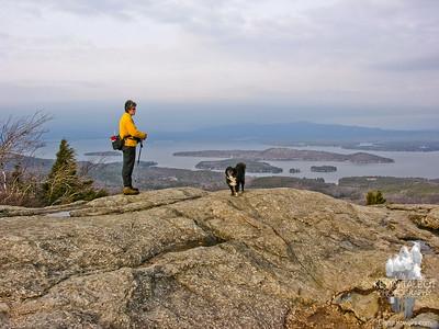 Straightback Mountain/Mount Anna 12-17-06