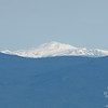 Zoomed view of Mount Washington.