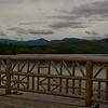 Obligatory stop at Chocorua Lake 2.