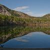White Horse Ledge Reflection from Echo Lake 3.