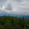Kinsman Ridge, Liberty, Flume, Mt. Wolf.