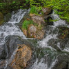 Small cascade on New River.