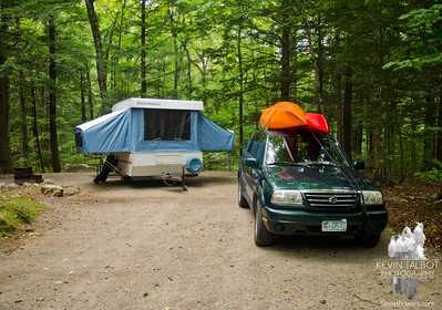Basin Campground/Evans Notch 9/10-13/12
