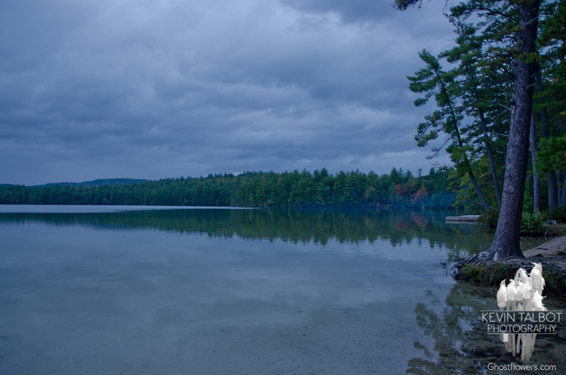 Saturday night at White Lake.