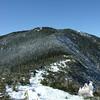 Across Signal Ridge to the summit.