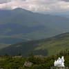 Mount Madison and Howker Ridge from Mount Hight.